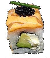Signature Avocado Cheese - Daiya Sushi