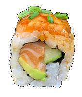 Signature Salmon Rolls Daiya Sushi