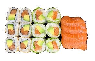 Sushi box 4 Daiya Sushi