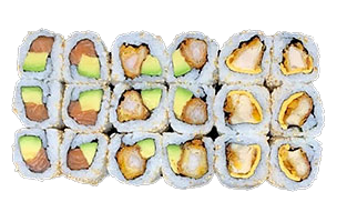 Sushi Box 6 Daiya Sushi
