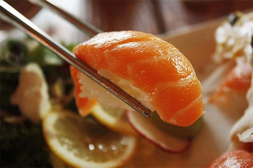 Produits grande fraicheur au Daiya Sushi restaurant