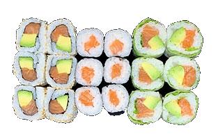 sushi box 2 Daiya Sushi