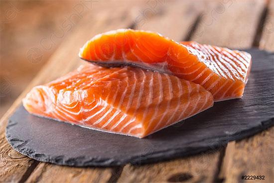 saumon ecossais