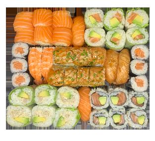 Plateau Daiya Sushi